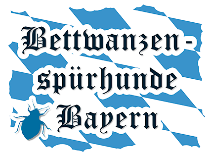 Bettwanzenspürhunde Bayern
